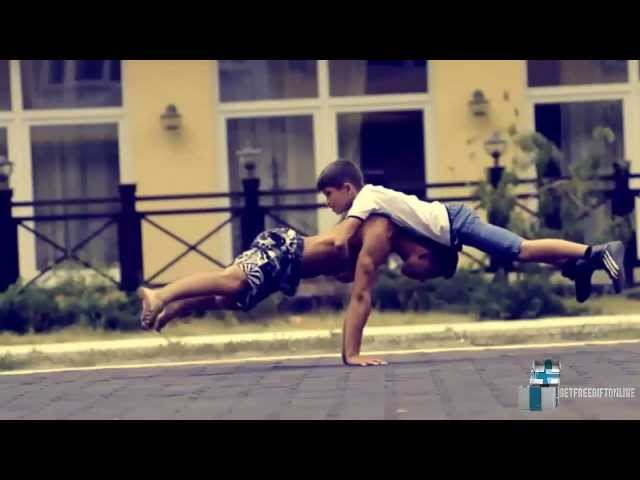 PEOPLE ARE AWESOME l Street workout version HD