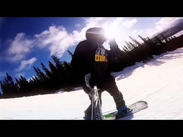 GoPro: Snowboard 2013  Sweden