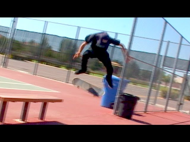 Perfect Back Smith BS Double Kickflip Out