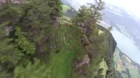INSANE Wingsuit Proximity POV