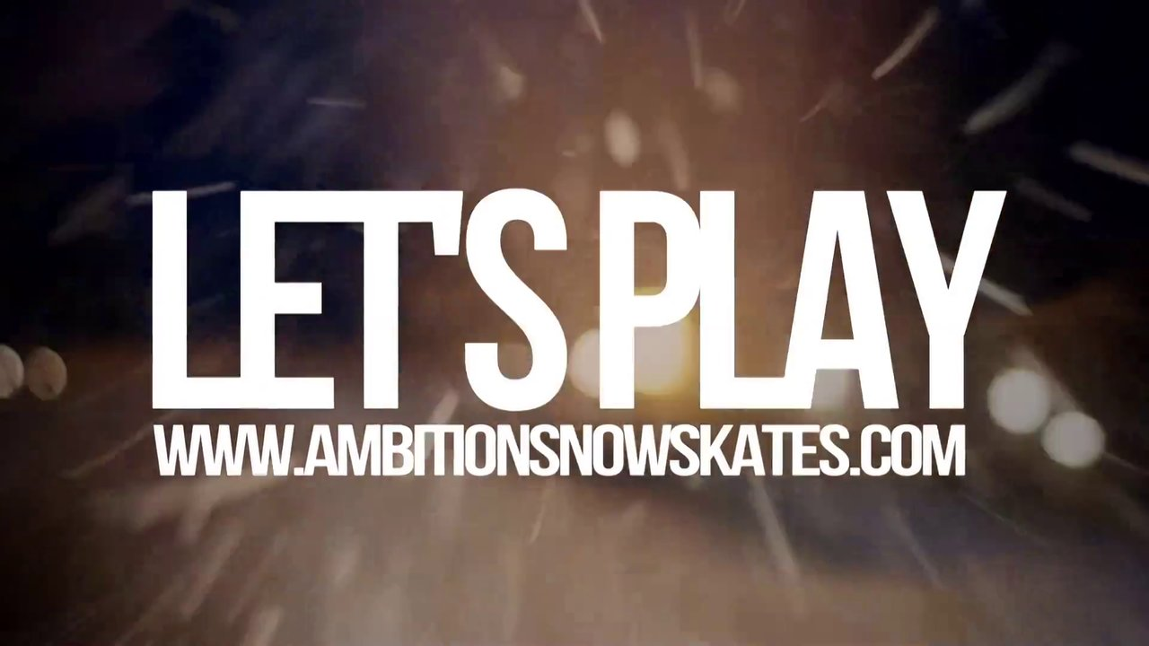 Ambition Snowskates - Let's Play Teaser