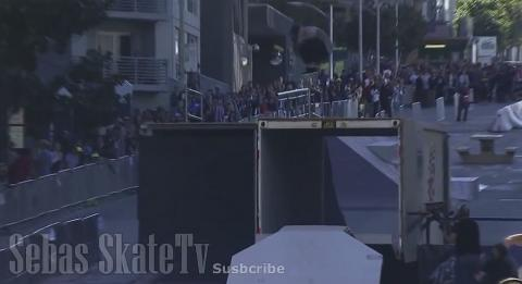 Ryan Sheckler - Beastly Kickflip