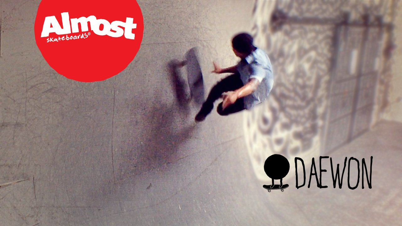 Daewon Song, 360 shove-it bolt slapper