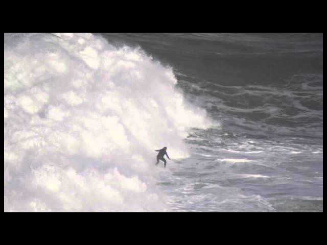 Maya Gabeira Ride of the Year Entry at Nazaré