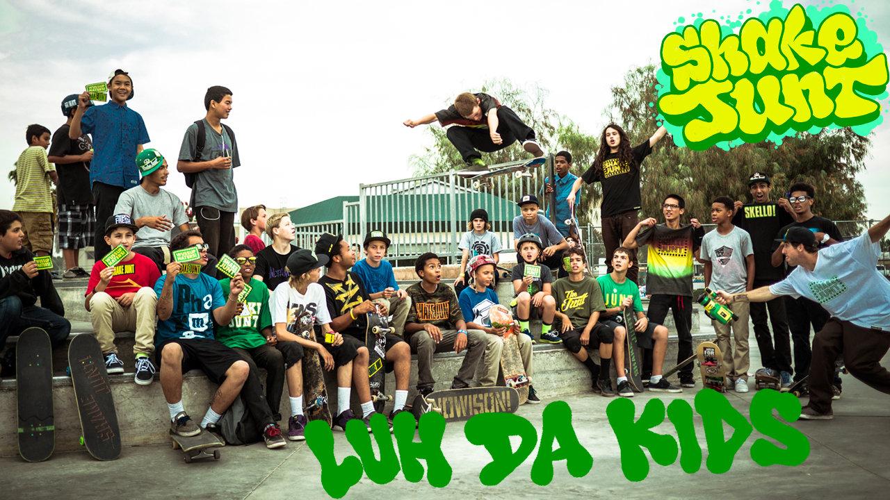Shake Junt Luh da Kids