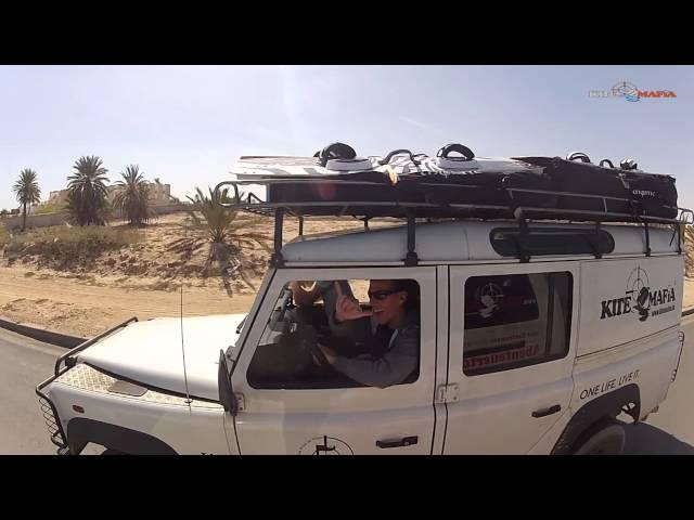 Orient meets kiteboarding