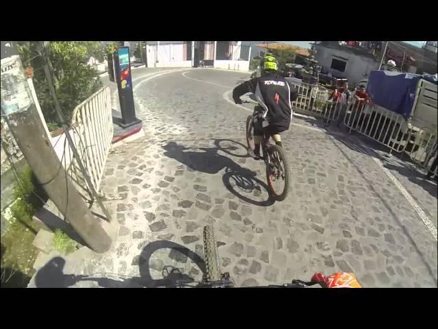 Taxco MTB Downhill 2013