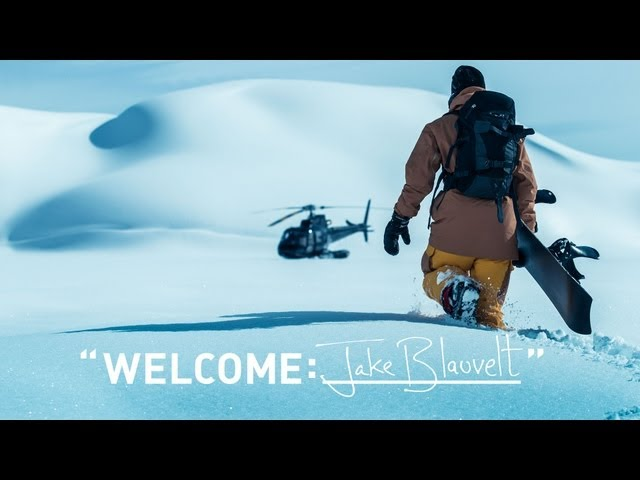 Welcome: JAKE BLAUVELT