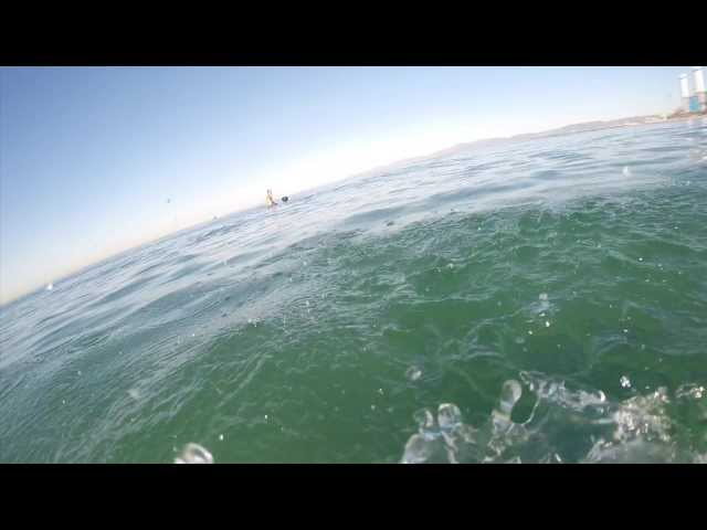 After Watching GoPro Surfers See HUGE Great White