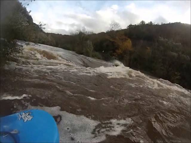 Kayak Freestyle - Estaing + Daze