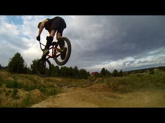 Przemek Bojko 2013 BMX