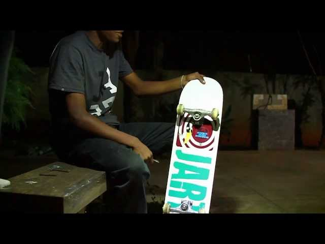 JART Skateboards Brasil | Welcome Jonatas Souza