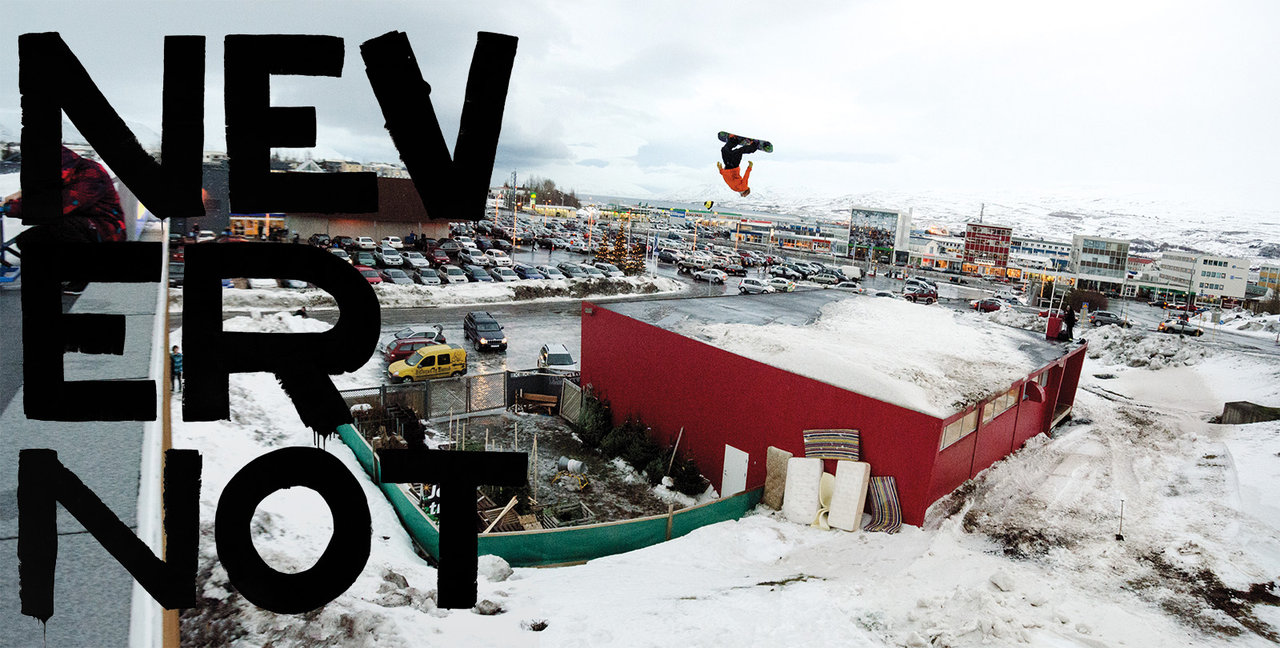 Halldor Helgason Never Not Full Part
