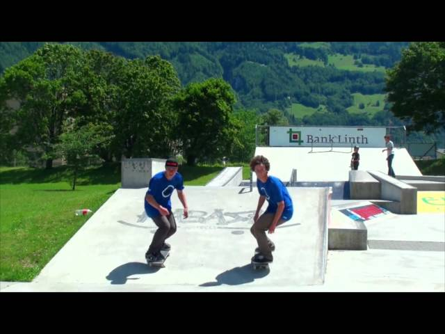 Tag Team - Jonny Giger & Sven Moser