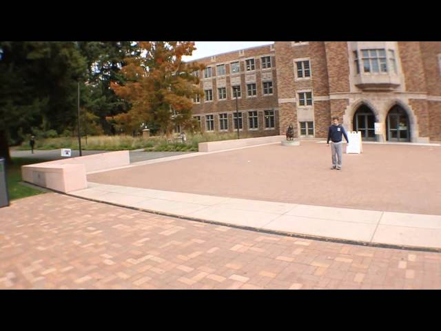 Freerunning at UW