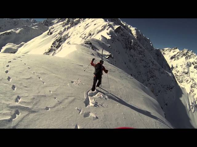 POWDER FREERIDE SWITZERLAND