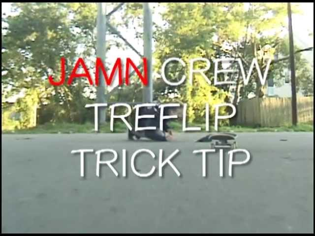 How to Treflip