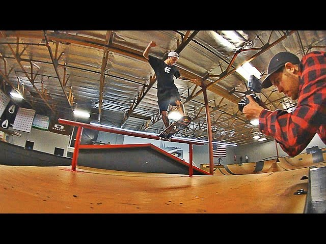 Ryan Sheckler 15 Years on Etnies Party