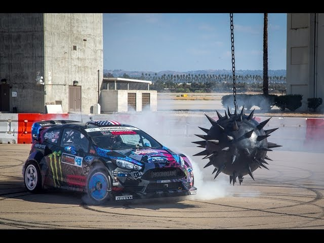 Gymkhana 6 The Ultimate Gymkhana Grid Course