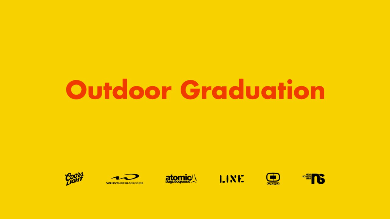 Voleurz 'Outdoor Graduation'