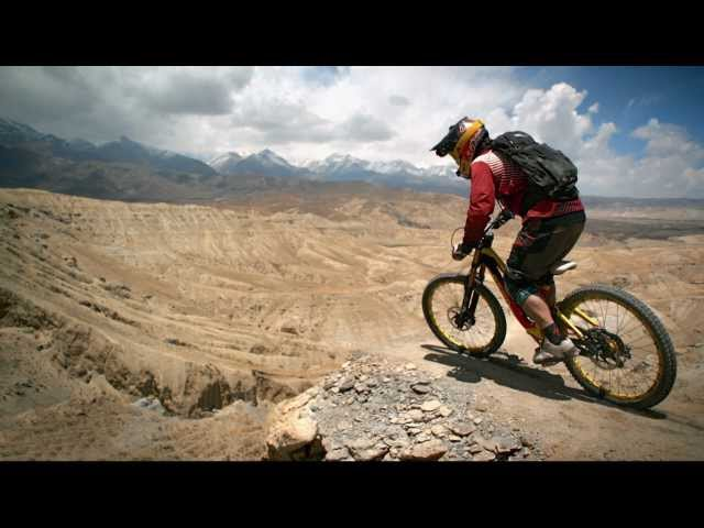 Darren Berrecloth in the Himalayas