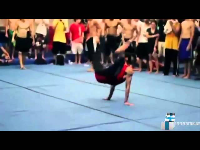 PEOPLE ARE AWESOME l Tricking version HD