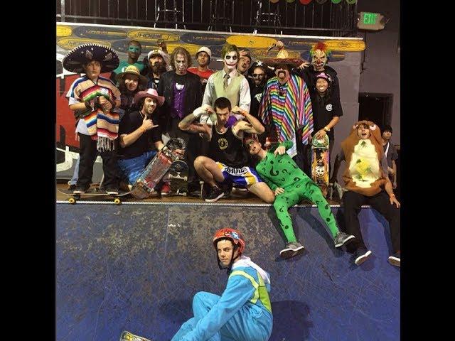 Halloween at Skatelab!