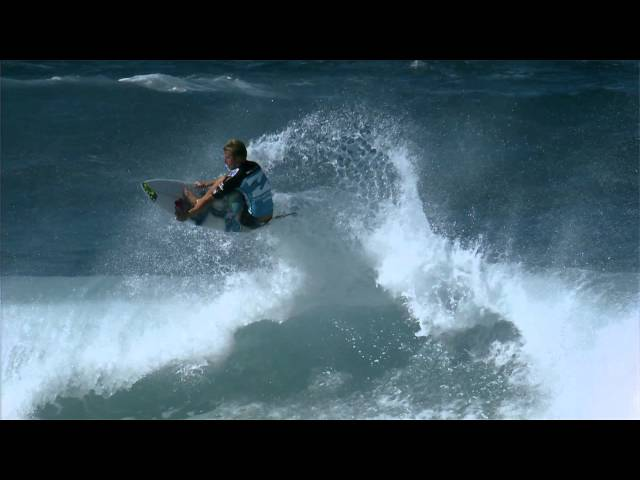 Billabong Pipemasters Day 2 Recap