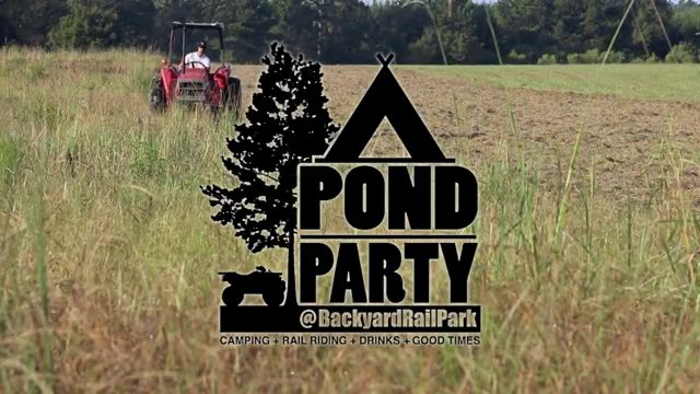 Pond Party 2013