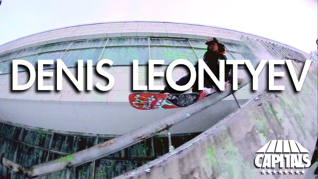 "DENIS ""BONUS"" LEONTYEV / CAPITALS"