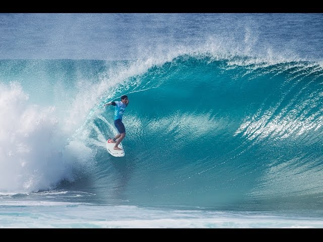 Billabong Pipemasters Day 1 Recap