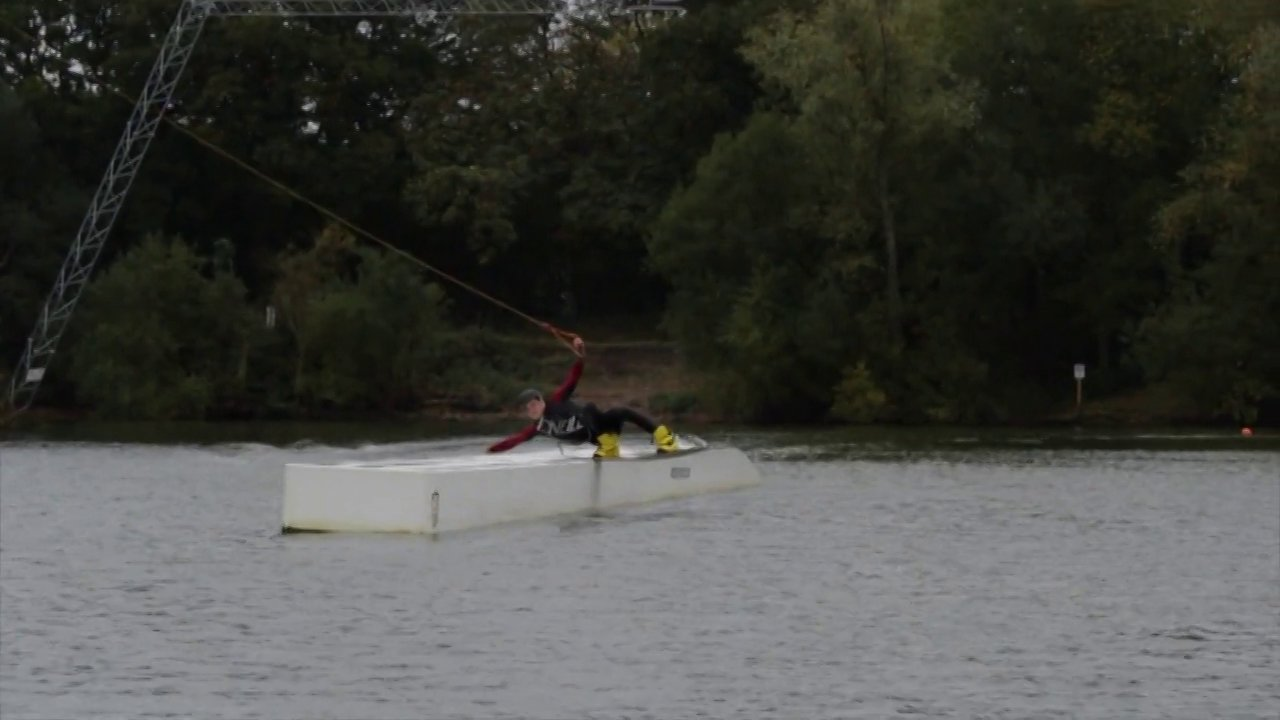 Cable Wakeboarding at the Newest Cable in the UK