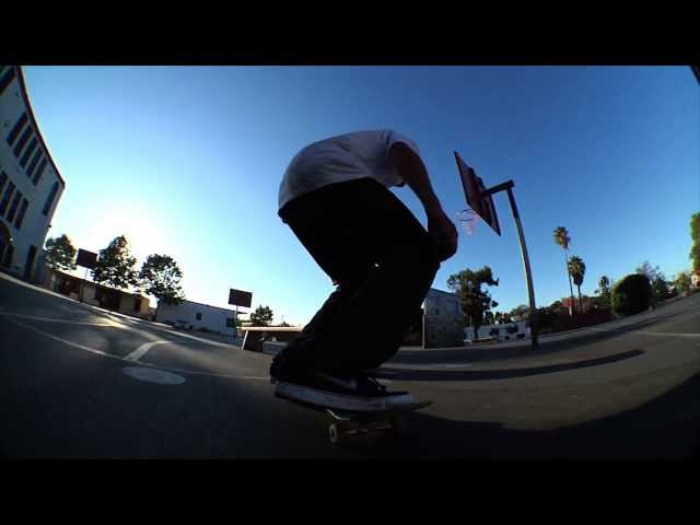 Youness Amrani Nike SB Chronicles Unplugged