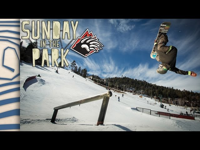 Sunday In The Park 2014 Episode 1 - Bear Mountain