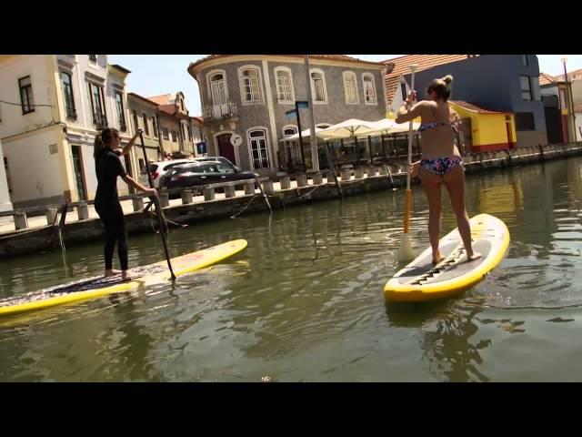 QUIKSILVER || ROXY SUP Girls Portugal_Aveiro 2013