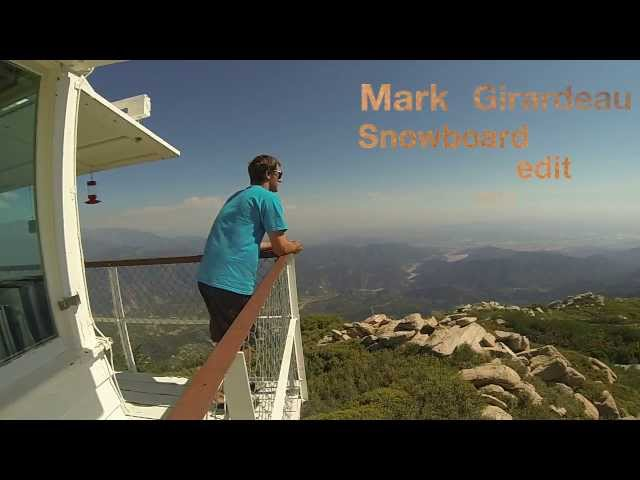 Mark Girardeau's park edit 2013 short edit