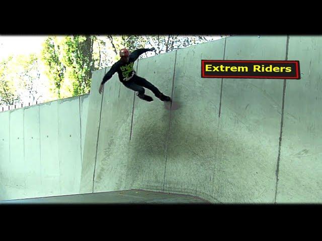 WillRide - Inline Skate Pro agreesif