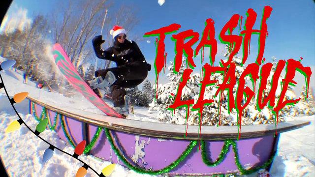A Trash League Christmas