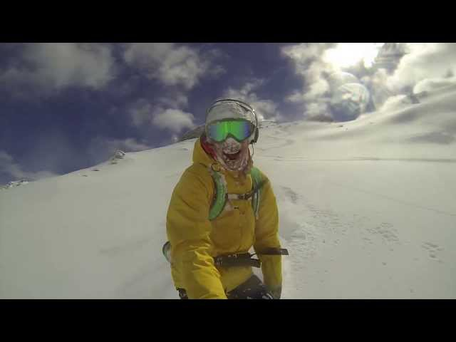 Hugo Matos || Powder Session || 2012/13