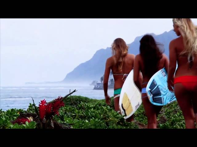 THE GIRLS OF SURFING XI