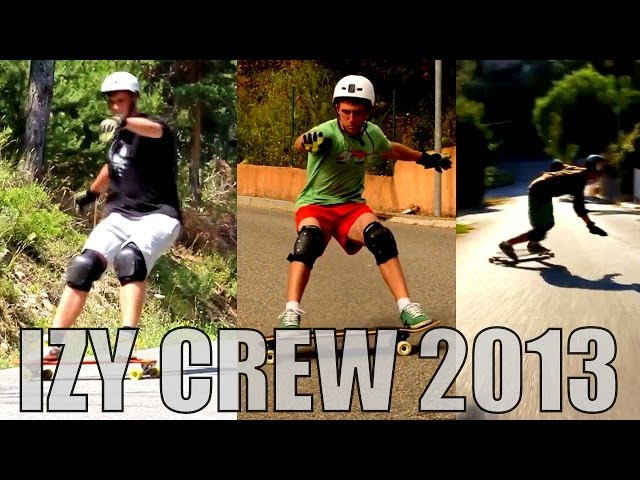 IZY Crew Longboard // 2013 Recap