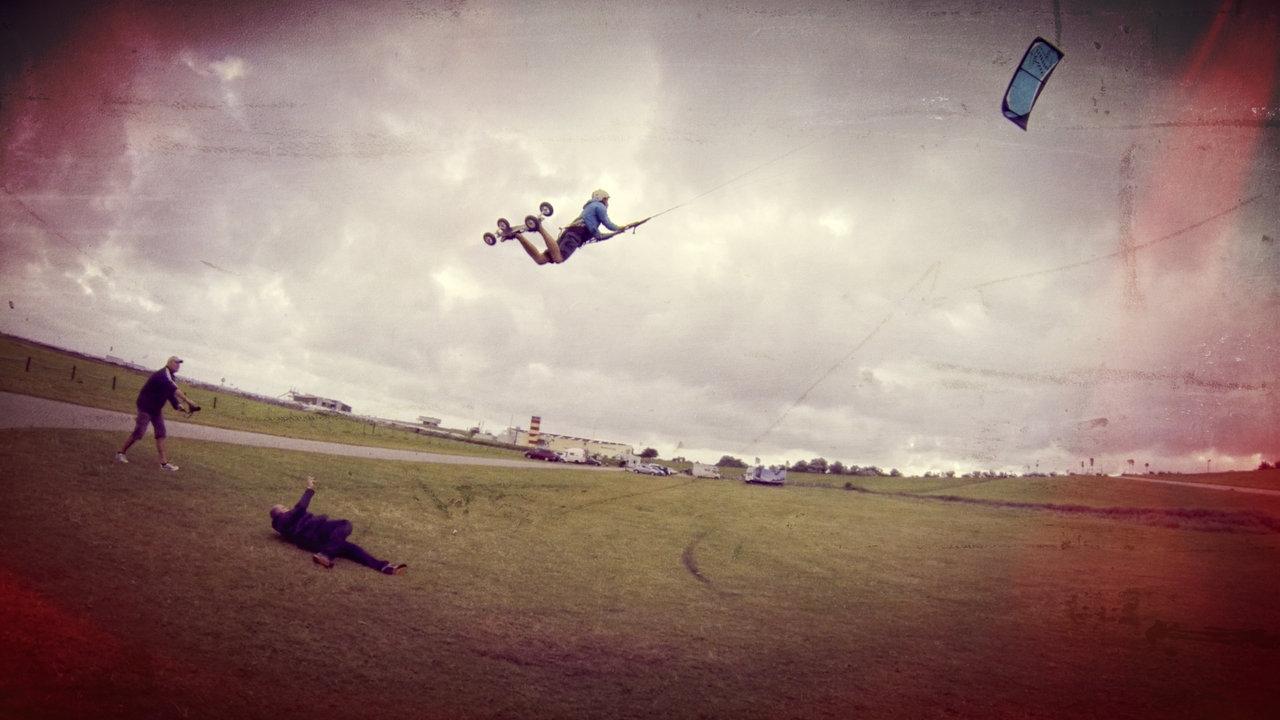 Why Kiting Makes Me Happy??? - Kiteloops and Airst