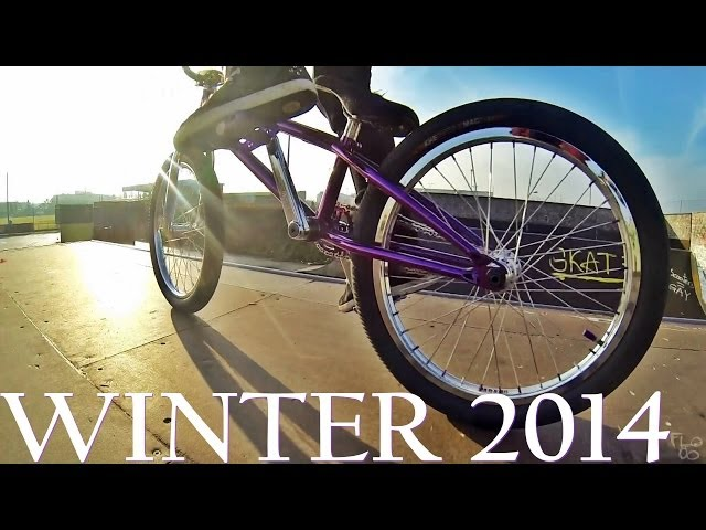 Winter BMX Edit