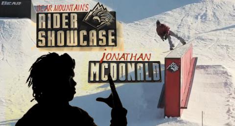 Bear Mountain Rider Showcase: Jonathan McDonald
