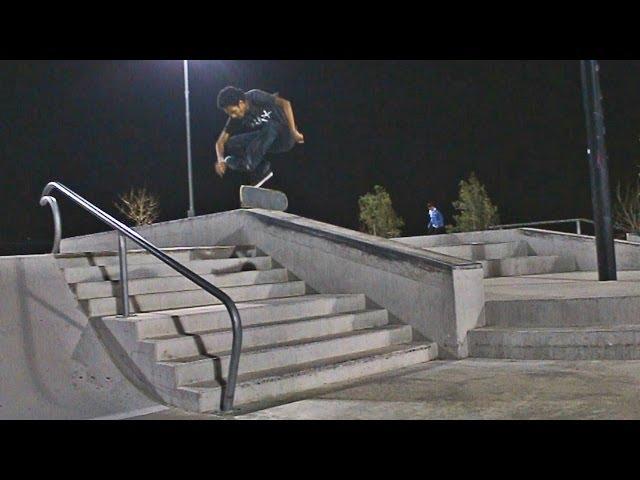 Hardflip double flip
