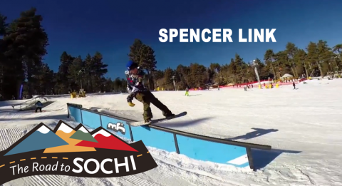 Spencer Link - Road to SoChi