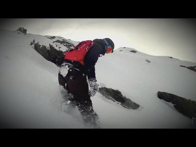 Les Menuires/Val Thorens - Action Cameras' ATC9k