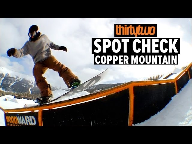 32 spot check: Copper Mountain