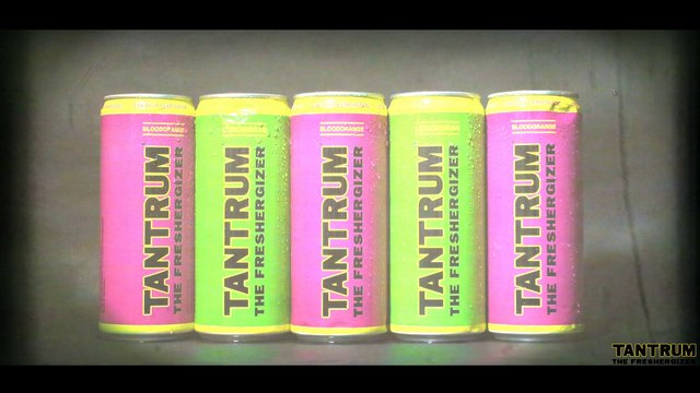 TANTRUM ENERGY LEMONADE