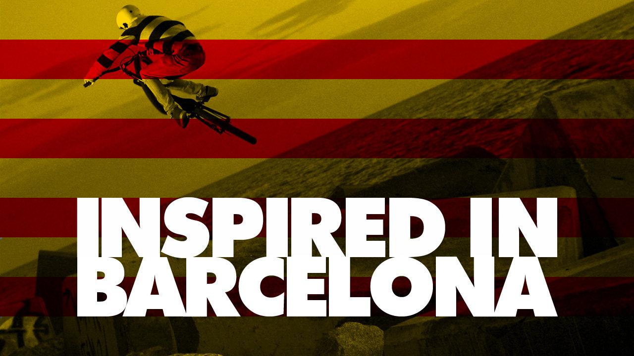Danny MacAskill in Barcelona